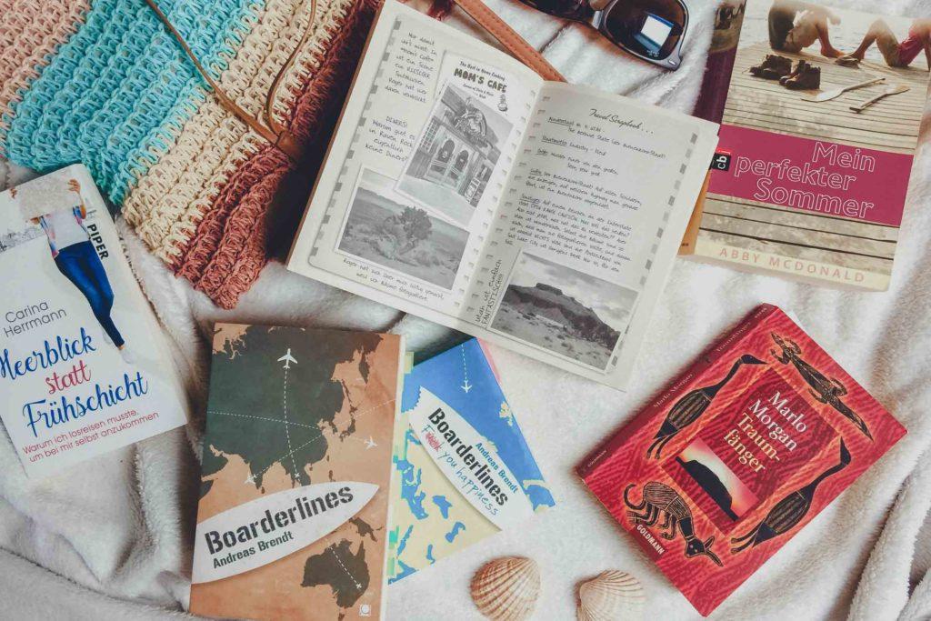 Die schönsten Reisebücher