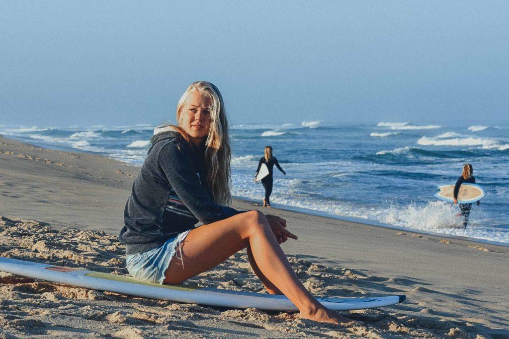 Die Strände bei Seignosse und Hossegor, eine der schönsten Surfspots an Frankreichs Atlantikküste