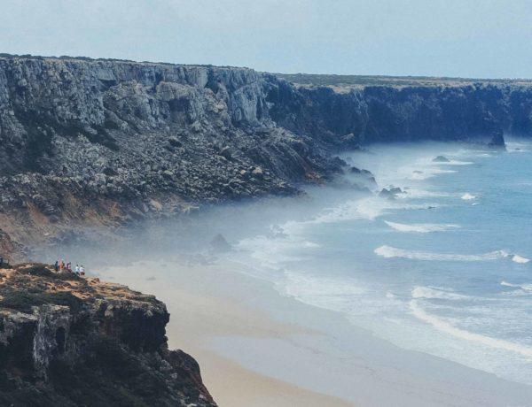 Roadtrip an der Algarve - Campen mit Blick aufs Meer