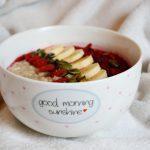 Mein Porridge Grundrezept: Comfort-Food hoch 10!