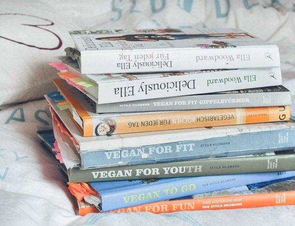 Die besten vegetarischen Kochbücher