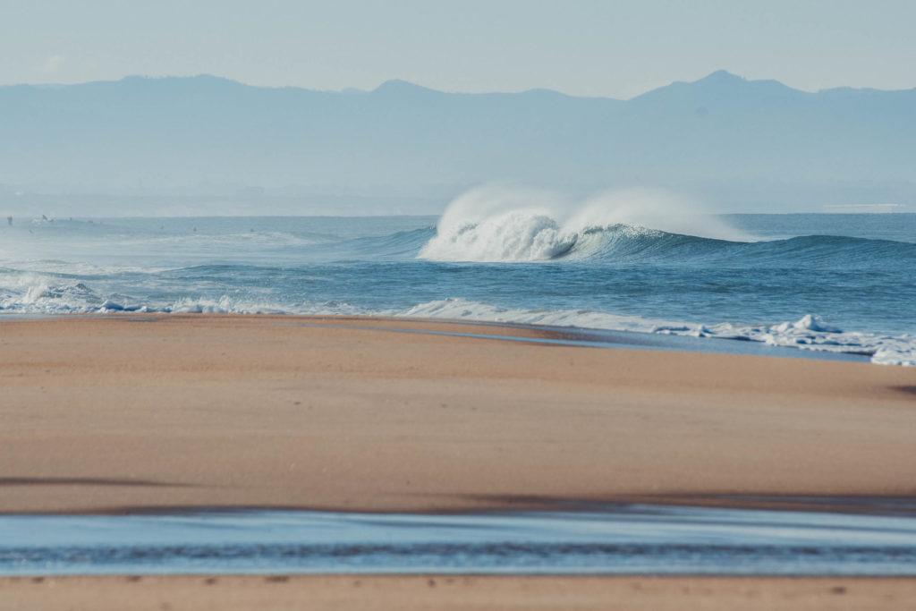 Surfspot an Frankreichs Atlantikküste: Wellen in Hossegor, Surfen in Frankreich