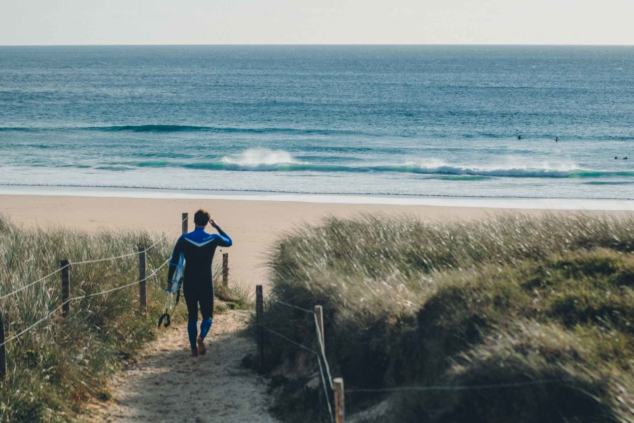Die besten Surfspots an Frankreichs Atlantikküste - die Bretagne