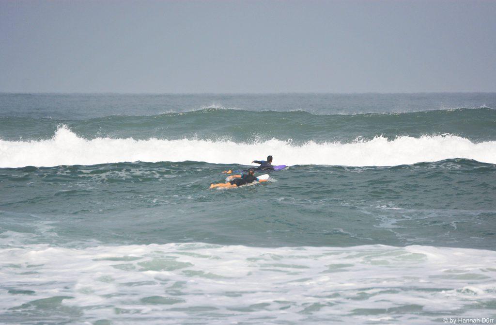 Natural Surf lodge seignosse surf school