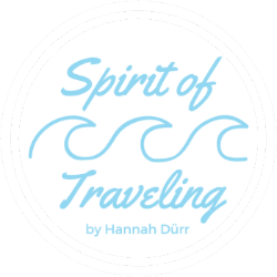Spirit of Traveling - Reise-, Food- & Lifestyleblog von Hannah Dürr
