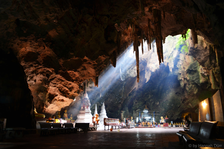 Phetchaburi khao luang cave