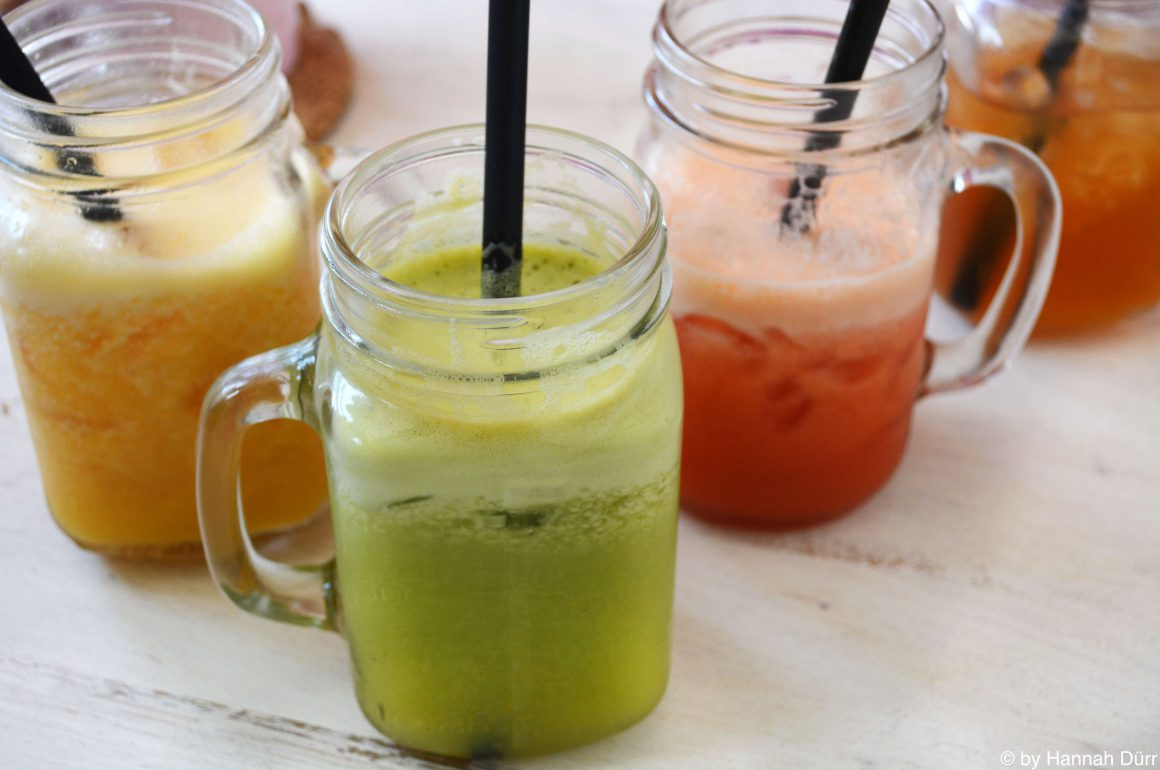 healthy juices hossegor
