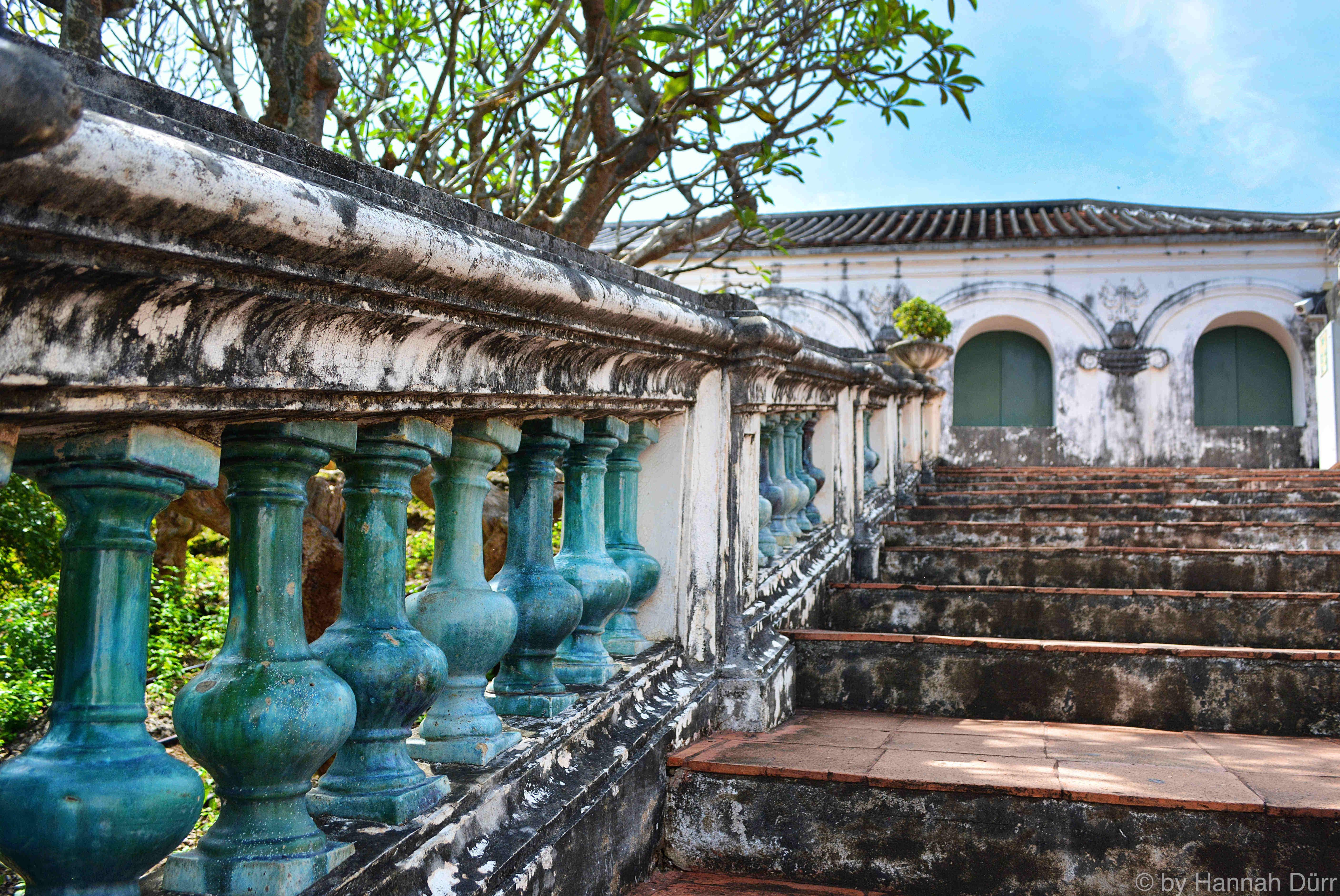 phetchaburi Prana Khon kiri temple