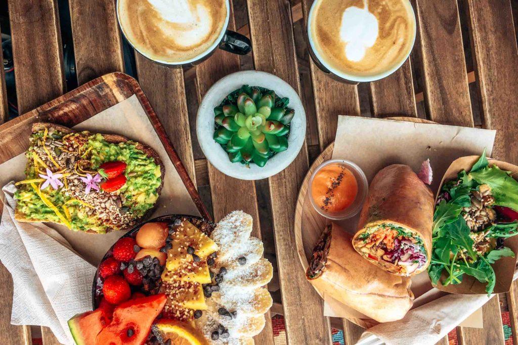 Le mango Tree, veggies Café in Hossegor