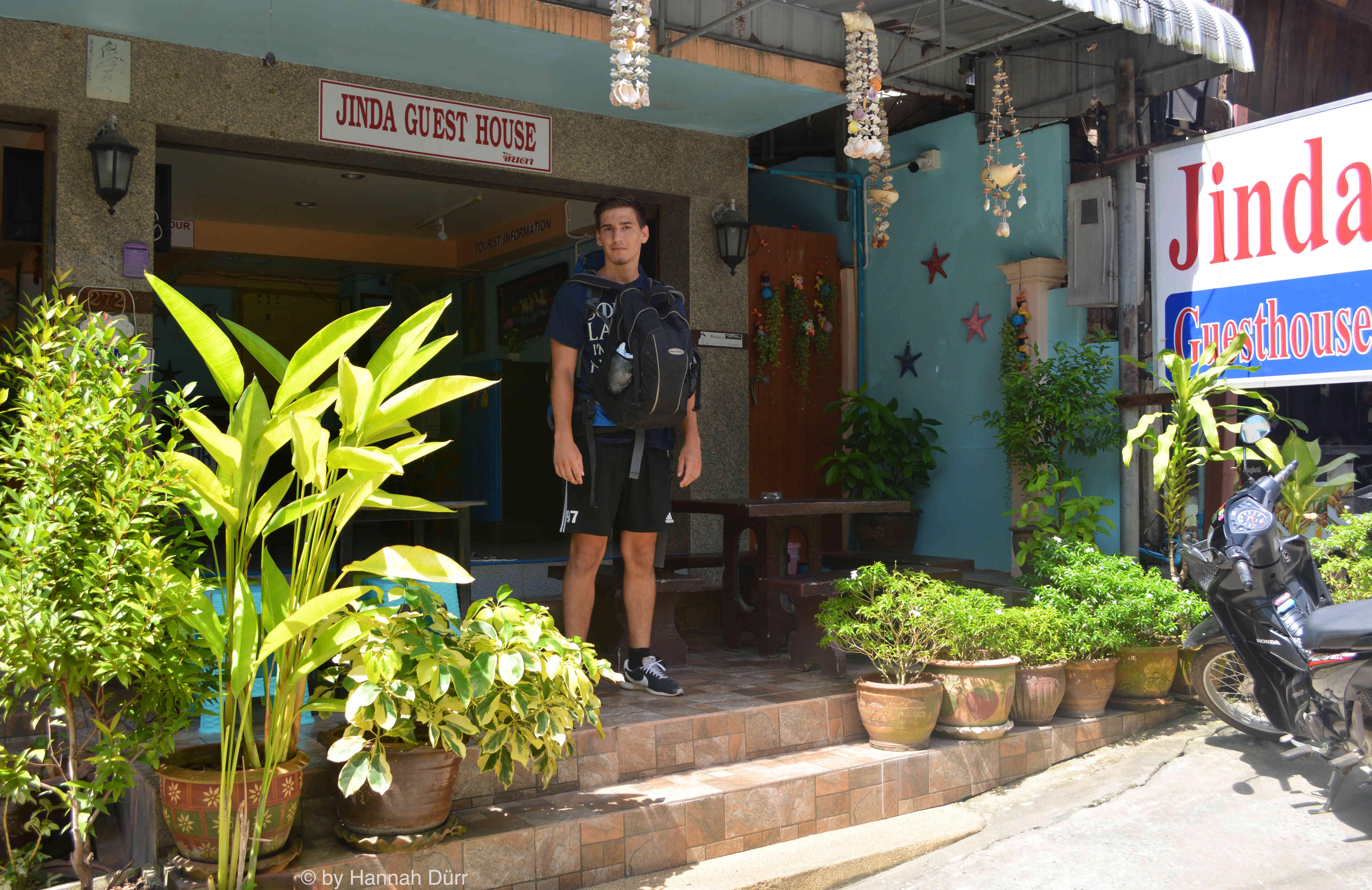 jinda guesthouse aonang, Thailand