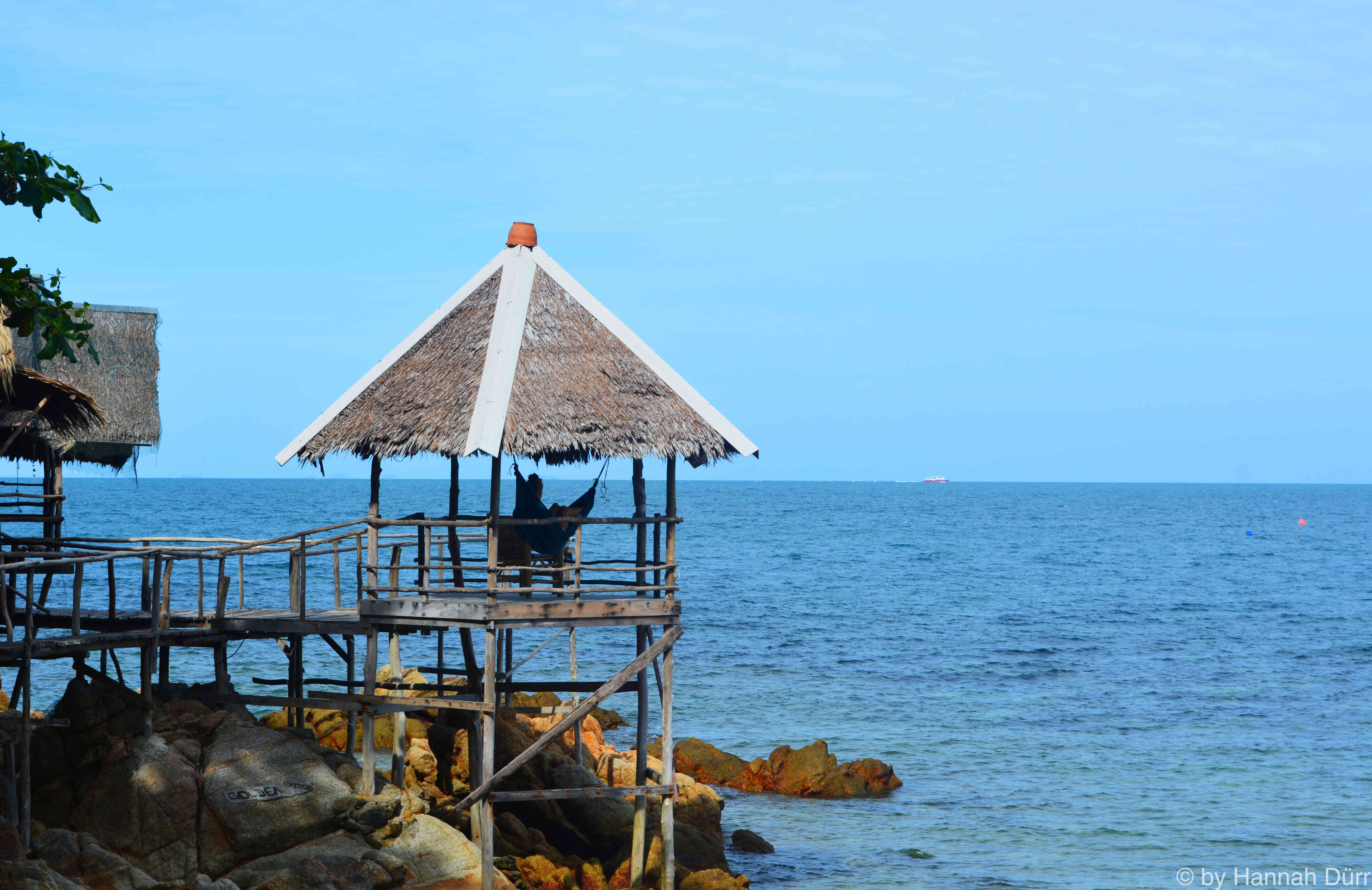 Hand Gruad Beach Bungalows, Koh Phangan, Thailand