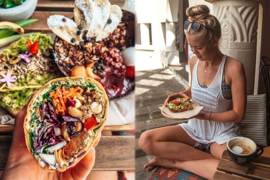 Vegan Food Guide Hossegor Beitragsbild