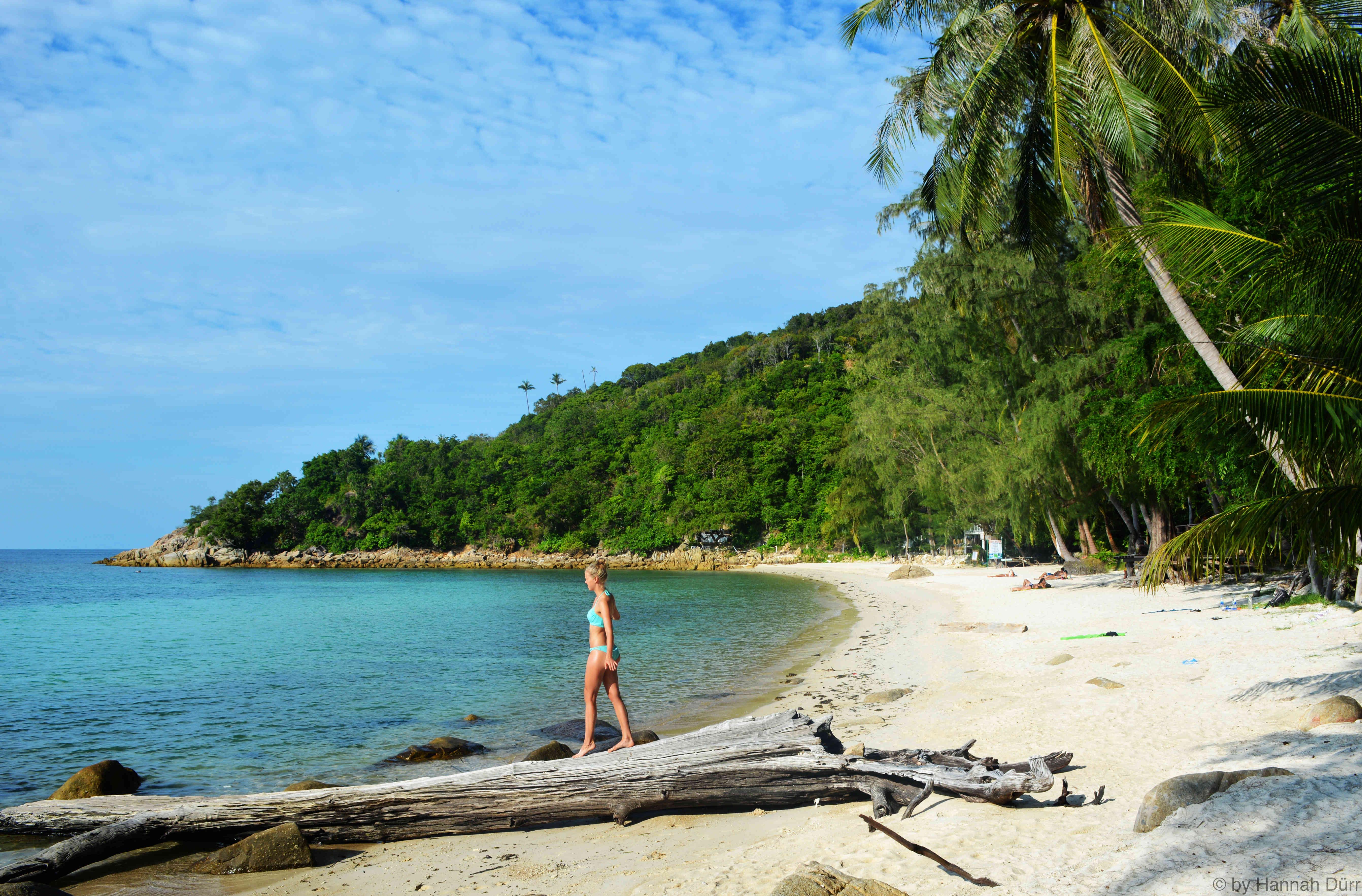 Koh Phangan Haad Khom Coral Bay