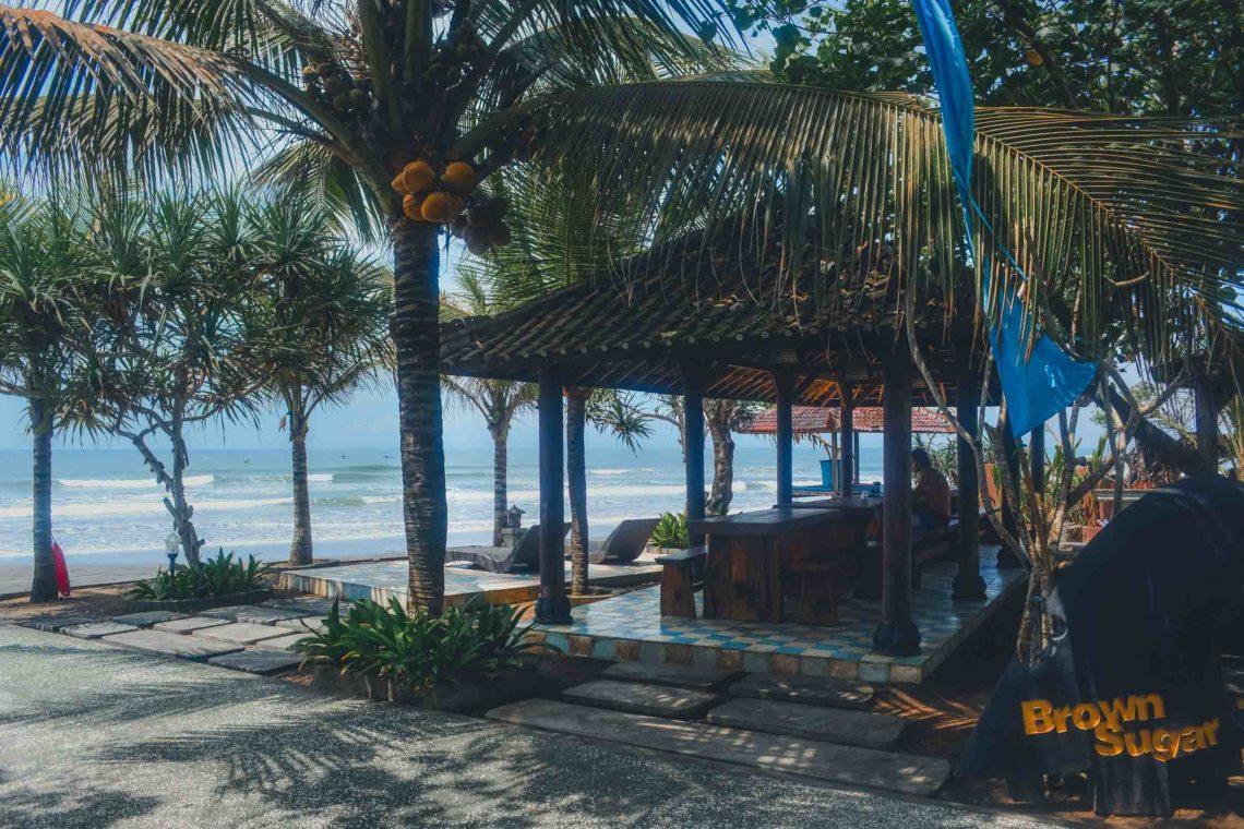 Unterkünfte auf Bali - das Brown Sugar Surfcamp