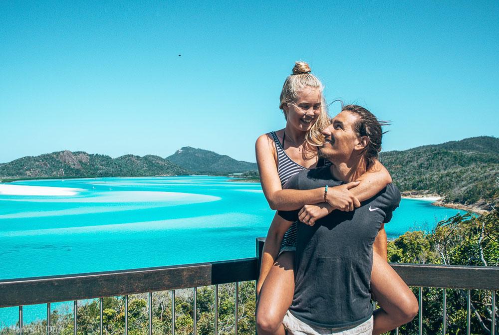 Whitsunday Islands - Tour zum Whiteheaven Beach