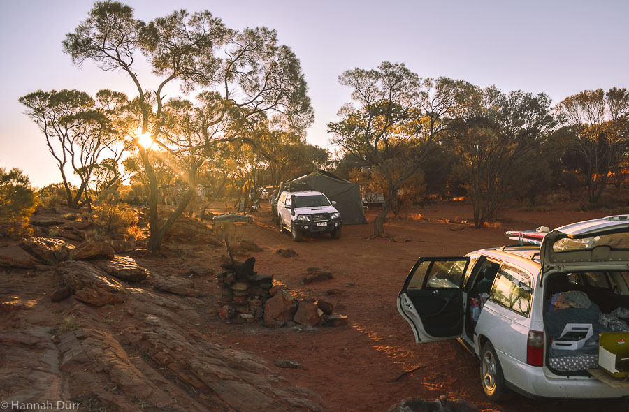 Campen im Outback - ohne Four Wheel Drive alleine durchs Outback fahren