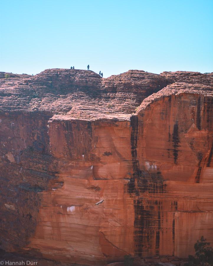 Roadtrip durchs Outback - Kings Canyon