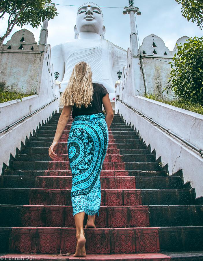 Sehenswürdigkeiten in Kandy, Sri Lanka: Buddha Tempel