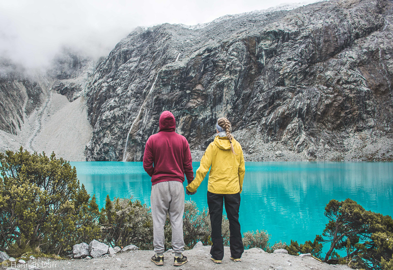 Laguna 69 in Peru