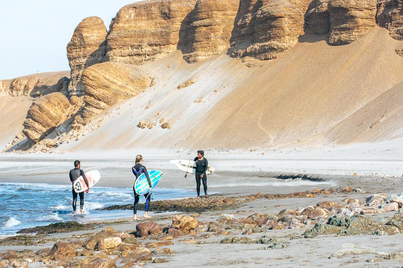 Chicama Strand, Peru