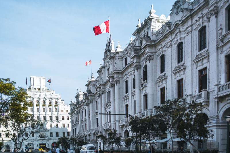 Lima Centro Historico, Peru