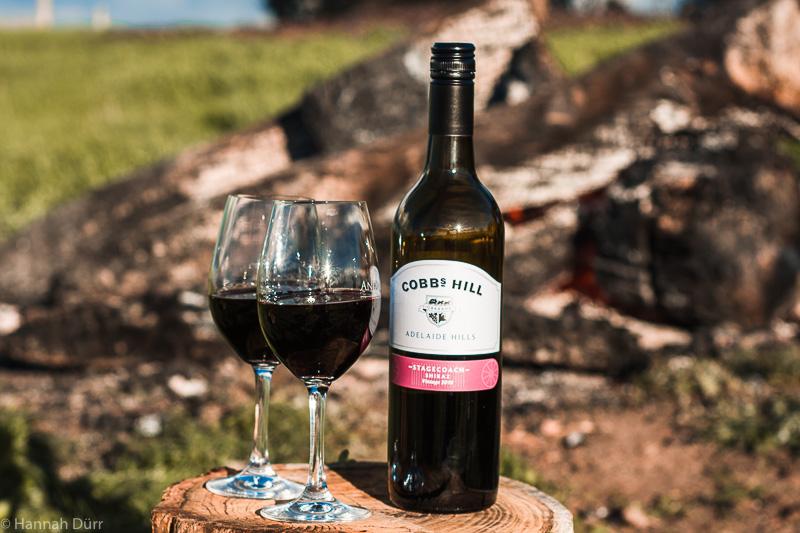 Wein von Cobbs Hill