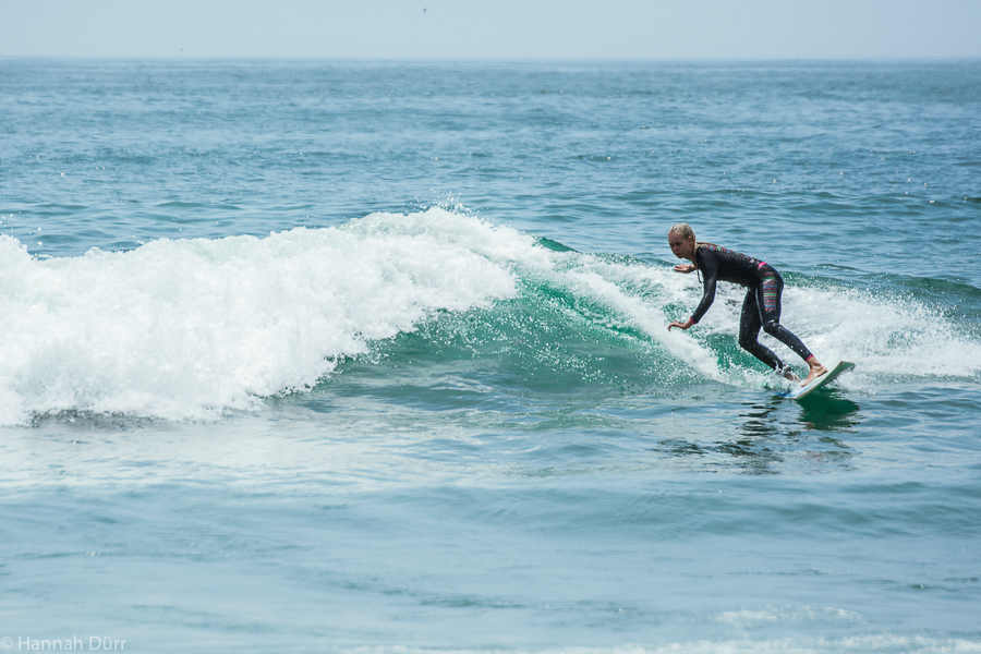 JAH Surf School in San Bartolo Peru