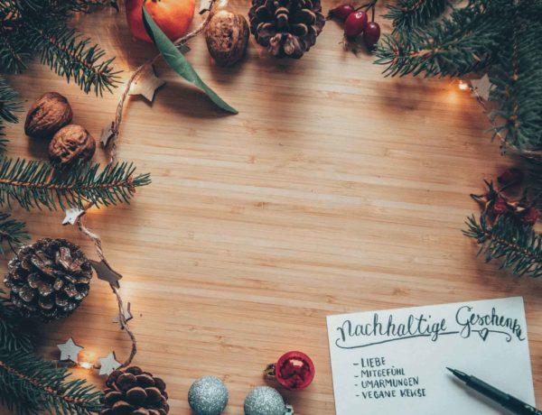 Nachhaltige Geschenke - Ideen und Inspiration