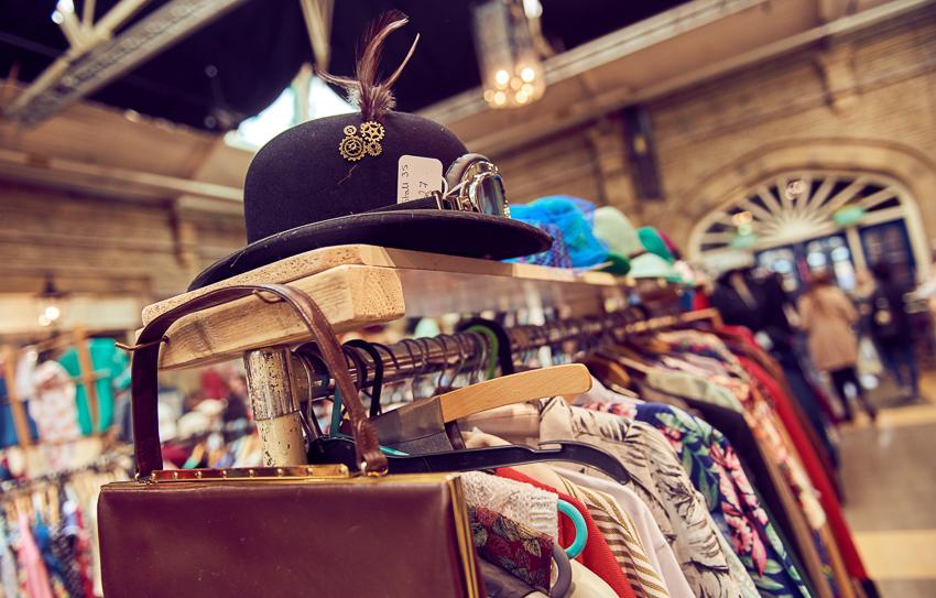 Fair Fashion in Second Hand Läden
