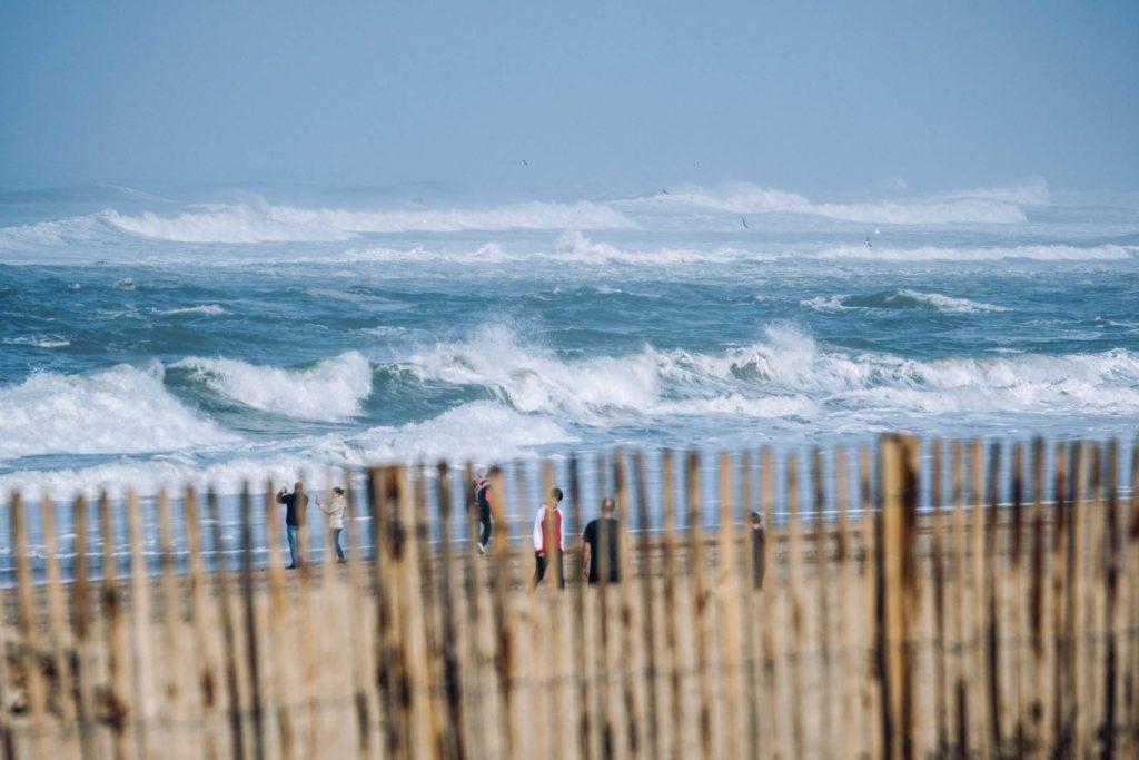 Strand von Hossegor - Plage centrale