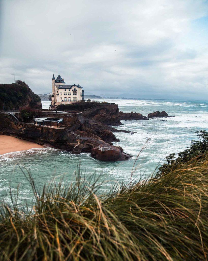Villa Belza, das wohl berühmteste Haus in Biarritz