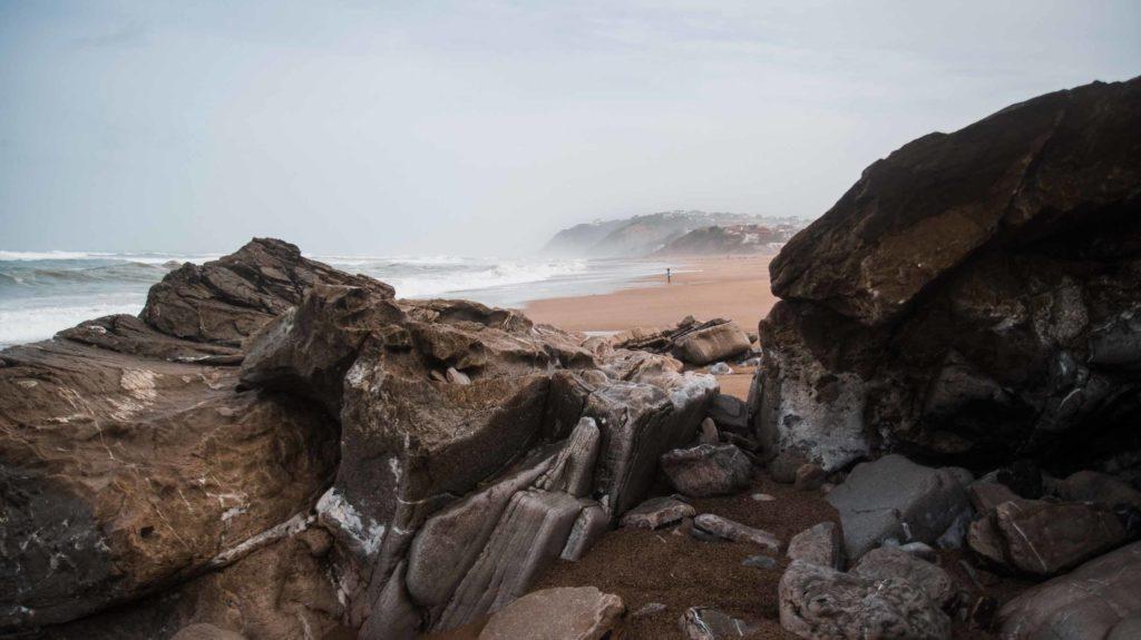 Bidart Plage Baskenland