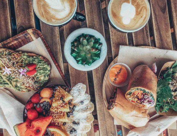 Vegan Foodguide Hossegor - gesund essen gehen im Le Mango Tree