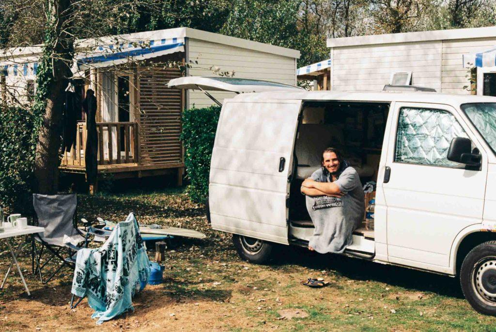 Camping de la Torche in der Bretagne