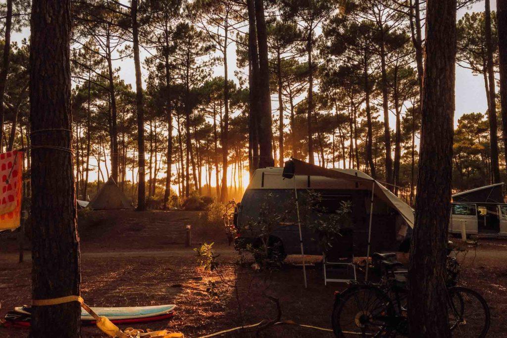 Campingplatz am Cap de L'Homy