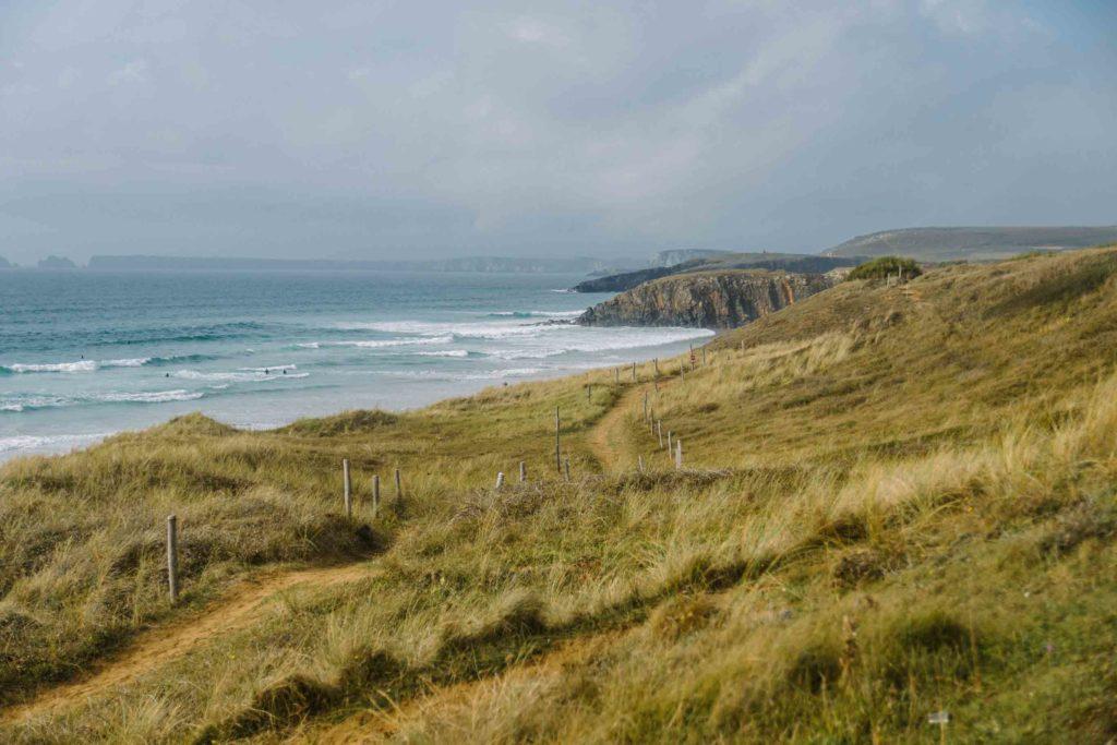 La Palue, ein wunderschöner Surfspot in der Bretagne